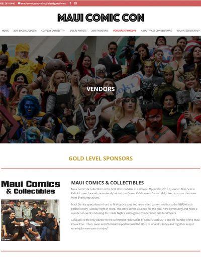 Maui-Comic-Con