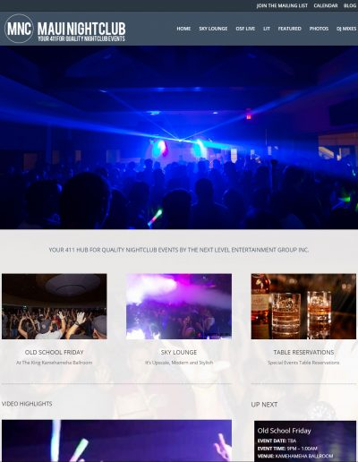 Maui-Nightclub